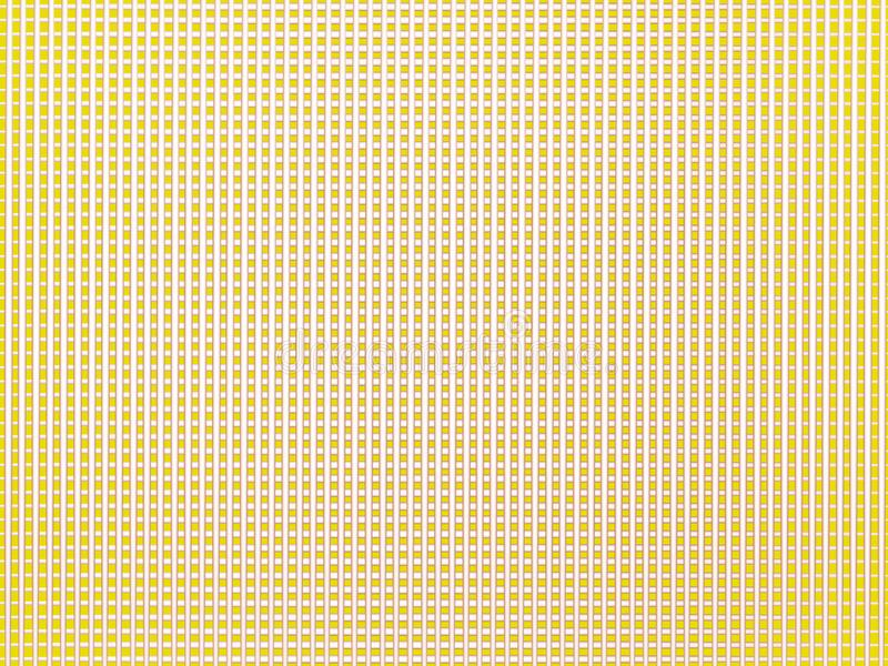 Background with small cubes. Abstract background with small cubes of yellow color vector illustration