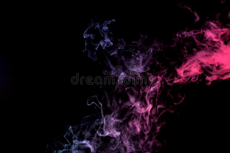 Background from the smoke of wipe royalty free stock photos