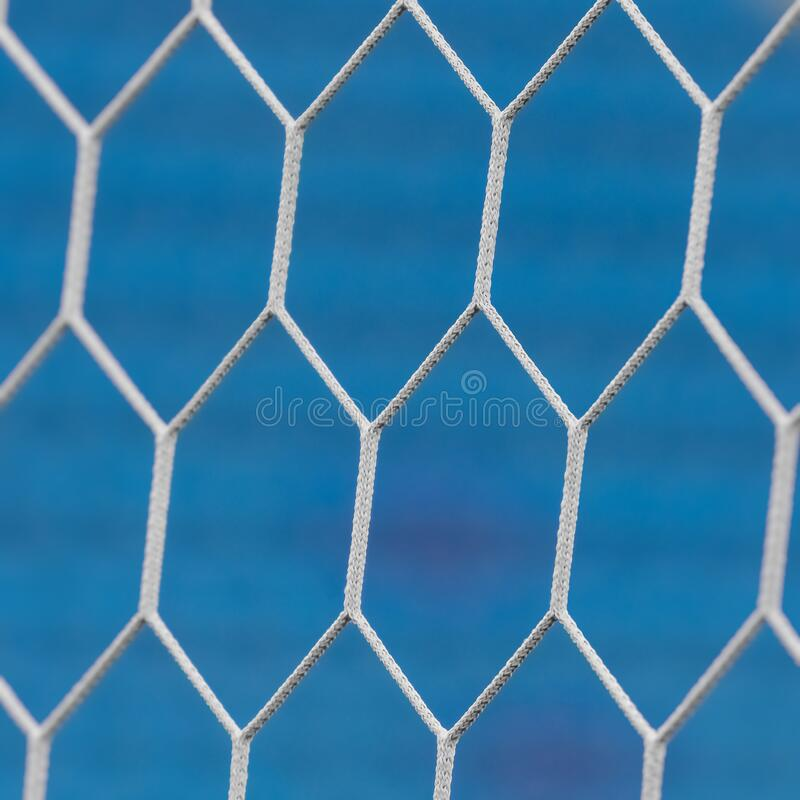 Background of soccer net. Abstract background royalty free stock images
