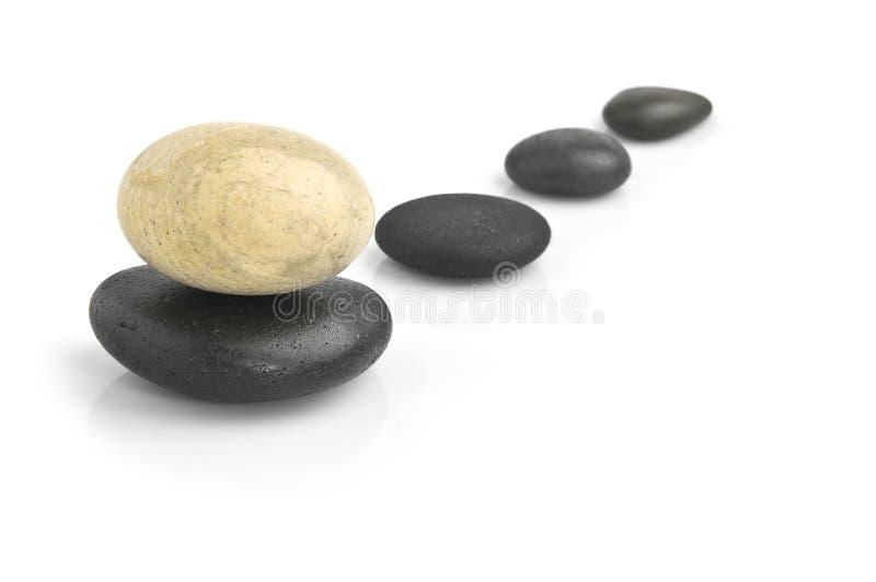 background spa πέτρες zen στοκ φωτογραφία