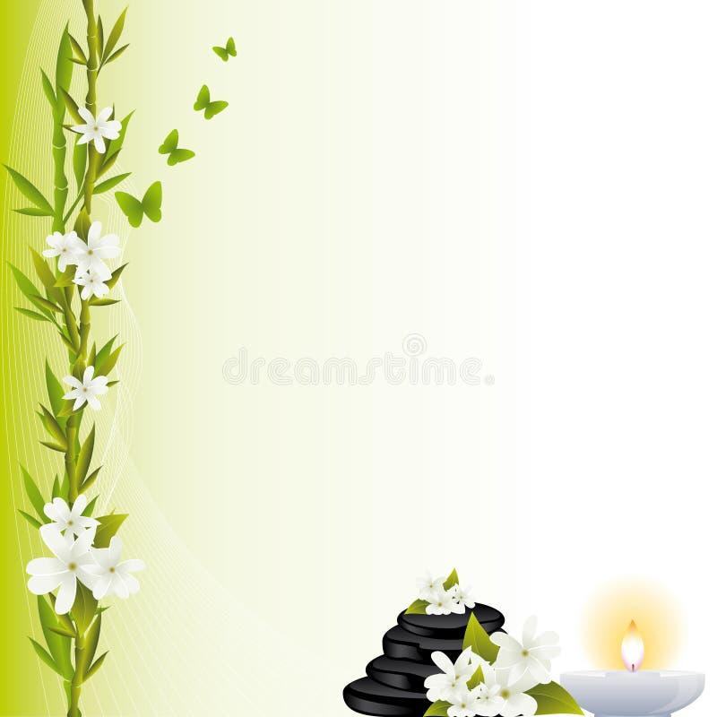 background spa στοκ εικόνες