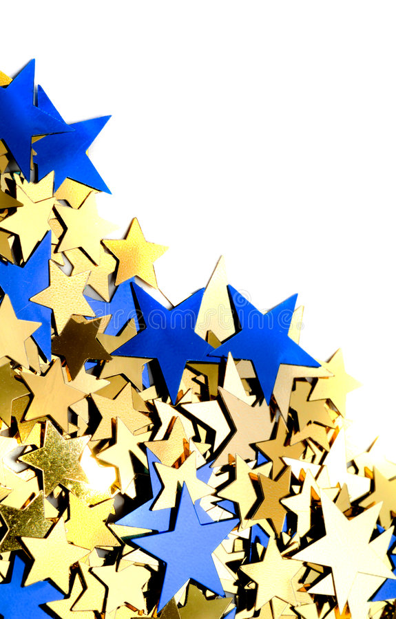 Background with stars royalty free stock photo