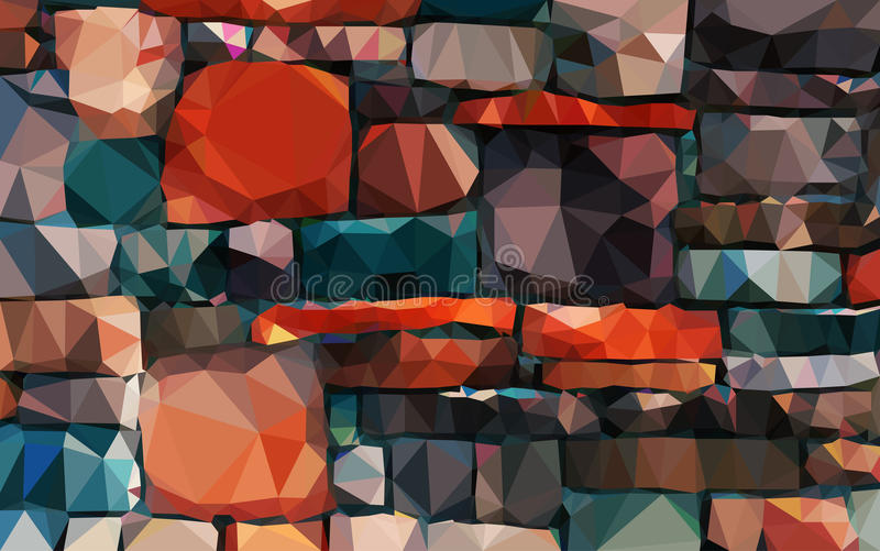 Background Stones royalty free stock photography