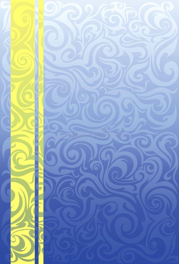 Background with stripe stock illustration