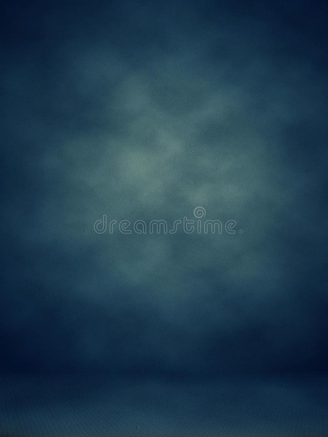 Background Studio Backdrops. Black classic portrait studio backgroun royalty free stock photos