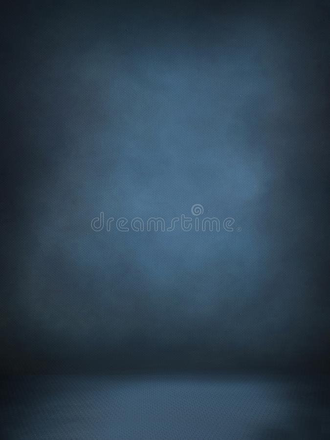 Background Studio Backdrops. Black classic portrait studio backgroun stock photos