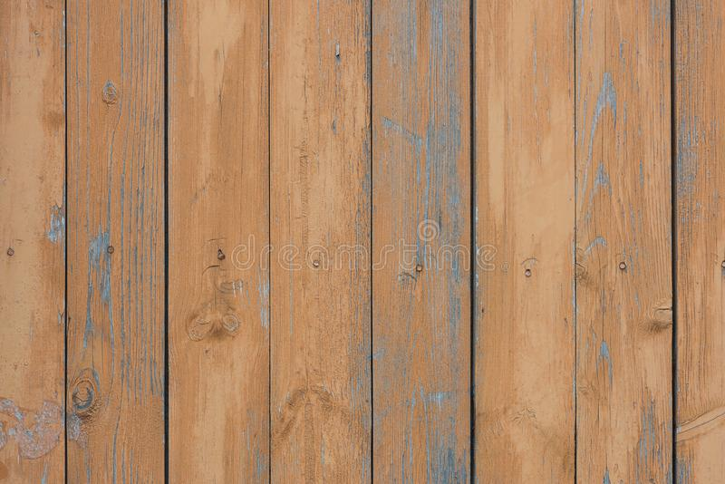 Background in style a rustic from old light painted wooden boards stock photo