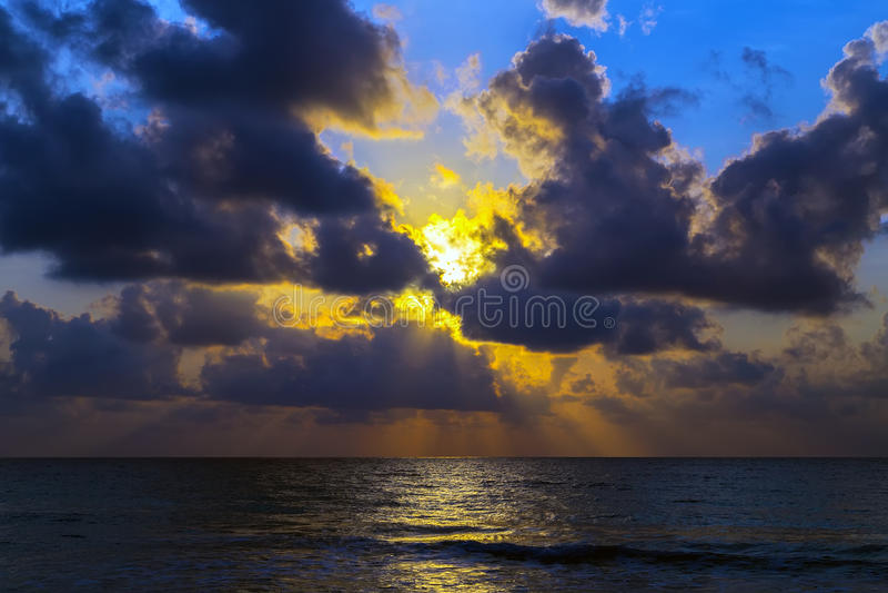 Background Sunset Sunrise Sun. stock photo