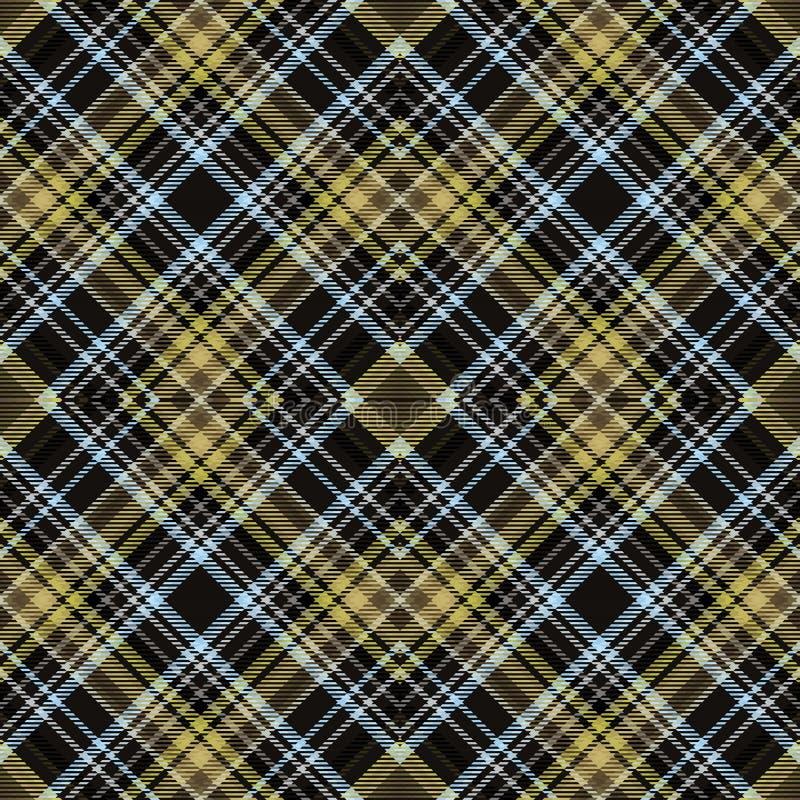 Background tartan, seamless abstract pattern, design decor royalty free stock image