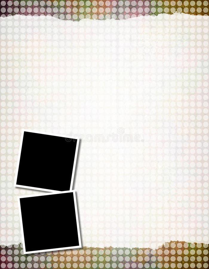 Download Background Template stock illustration. Image of vintage - 11173579