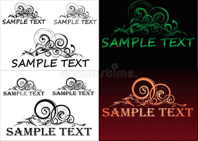 Background for text royalty free stock photography
