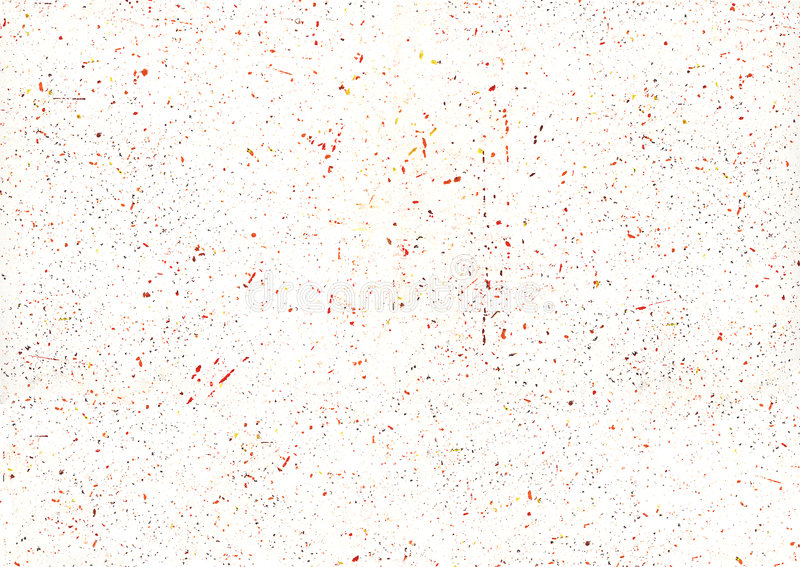 Background texture. A nice background of little spatters of coulored paint royalty free stock image