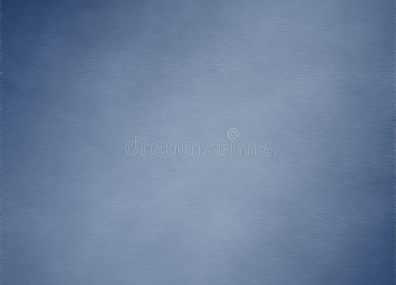Background texture of brushed silver blue metal royalty free stock images