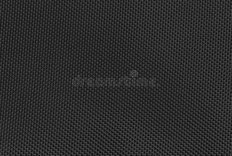 Black woven fiber as background stock photos