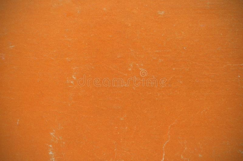 The background texture is made from the book cover orange vignette stock image