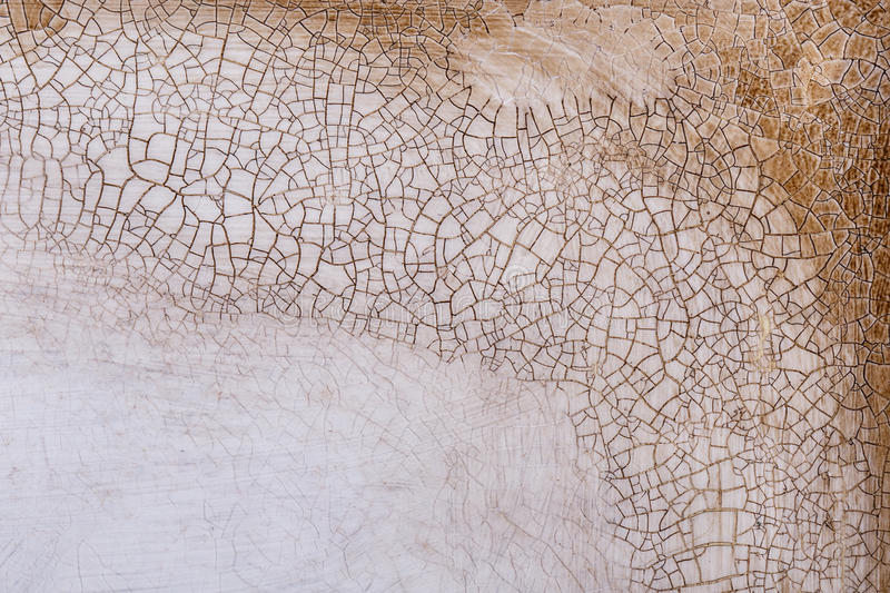Background texture of the old crack wood paint royalty free stock photography