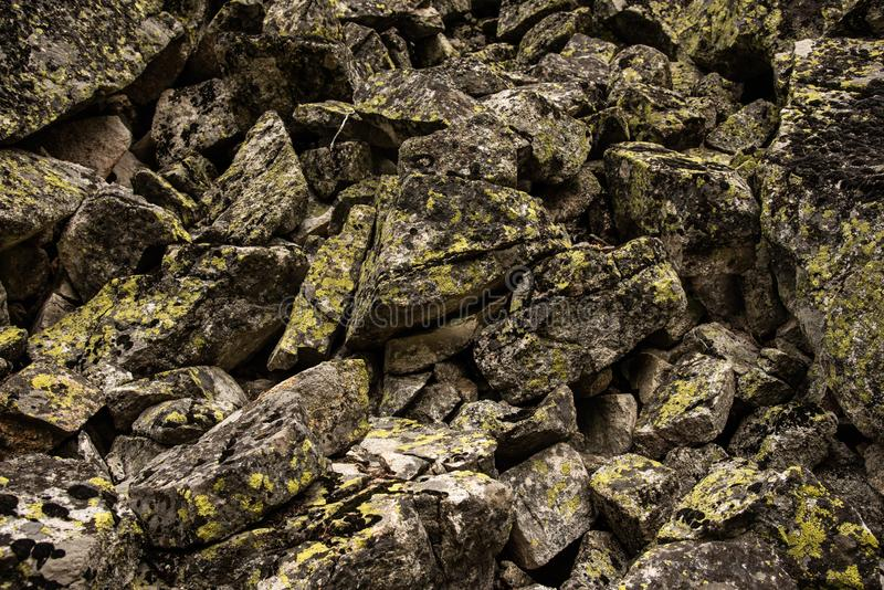 Background texture rock formations stock photo