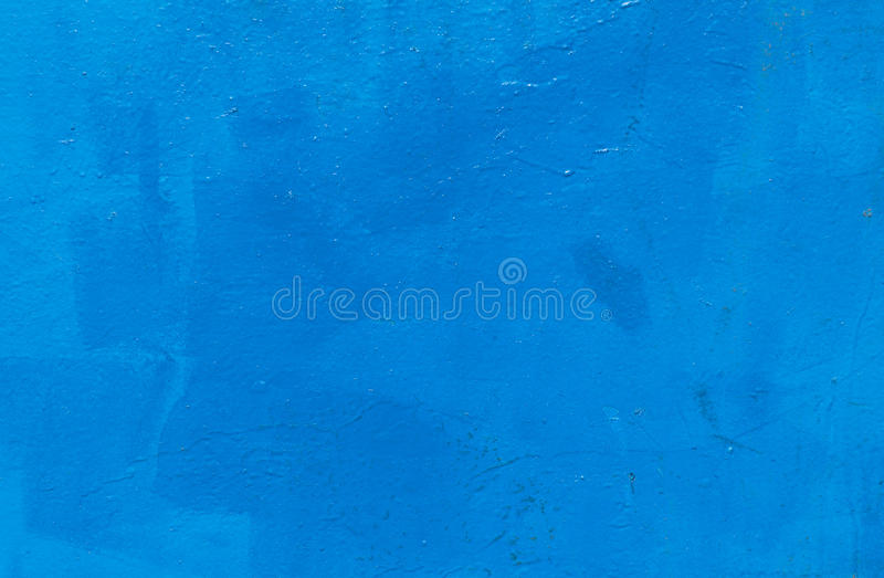 Background, Texture Wall Blue Color. Design Stock Photo