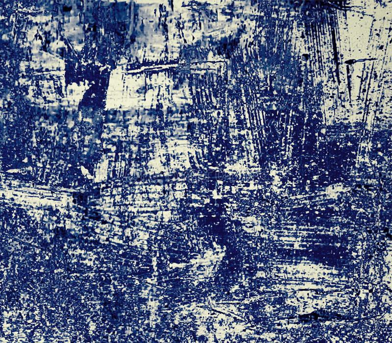 Background texture of the wall. Blue colour. stock illustration