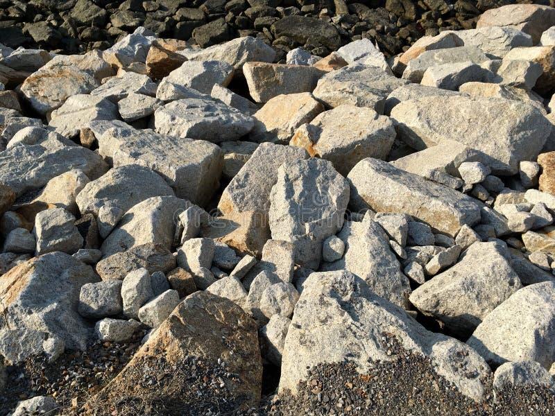 White big reef rock coast texture background. Background texture of white big rock, stone of reef coast stock photos