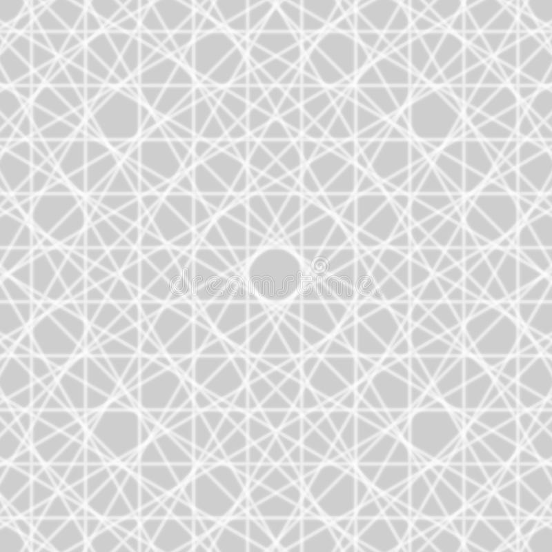 Background texture. White color pattern stock illustration
