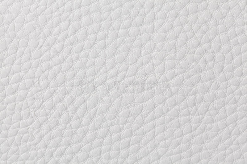 Background with texture of white leather. Close up stock images
