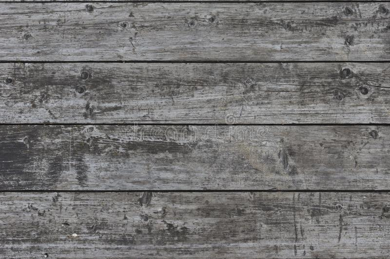 Background texture wooden planks. Old grunge gray boards stock photos