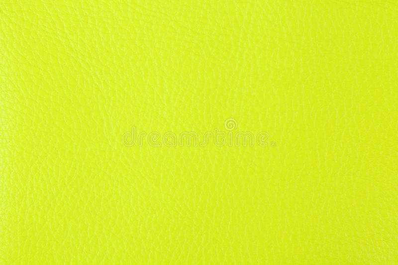 Background with texture of yellow leather stock photos