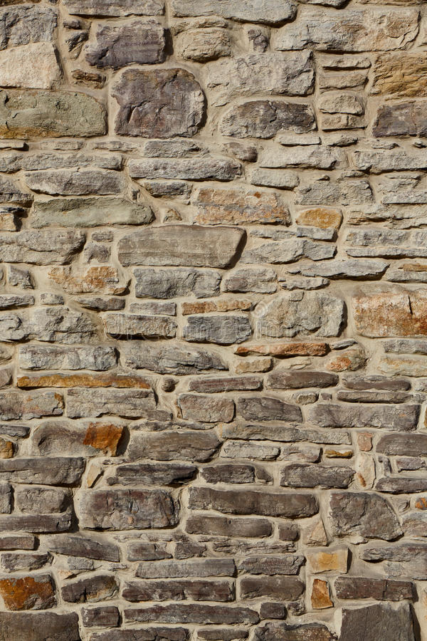 Download Background Textured Rustic Stone Wall Stock Image