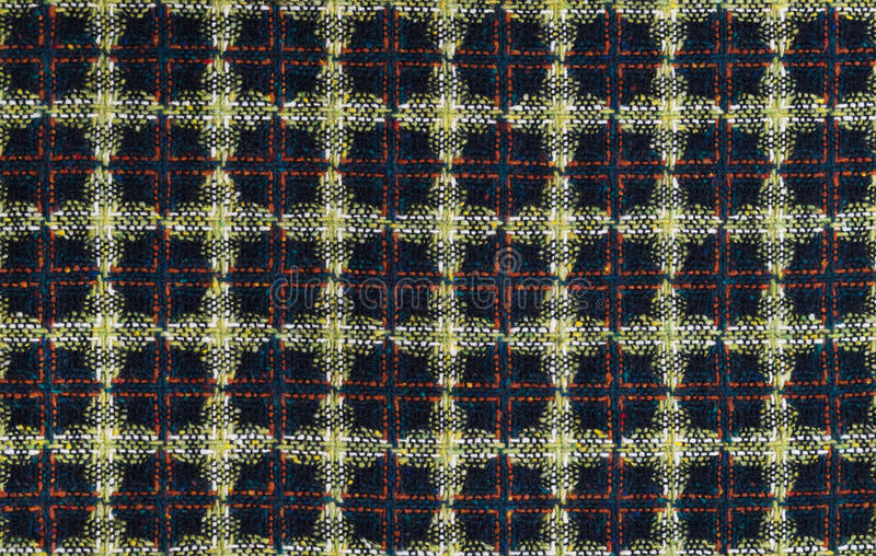 Background textured wool fabric royalty free stock photo