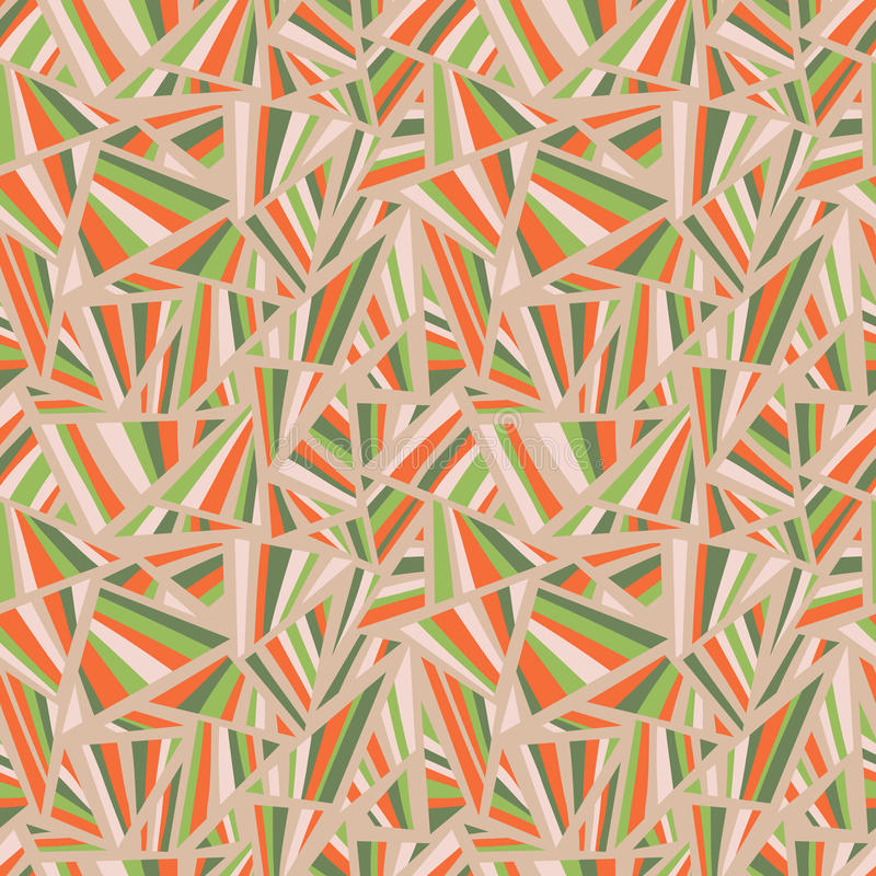 Background with triangles. Abstract geometric seamless pattern. Background with triangles. Vector illustration royalty free illustration