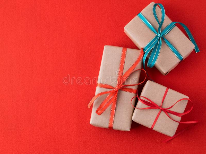 Background for Valentine`s Day, birthday, holiday, shopping. Gif stock photography