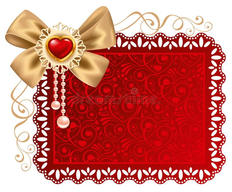 Download Background On Valentines Day Stock Photo - Image: 22792190