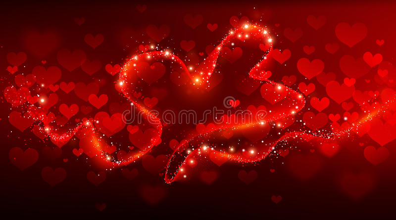 Download Background Valentines Day stock vector. Image of illustration - 28898522