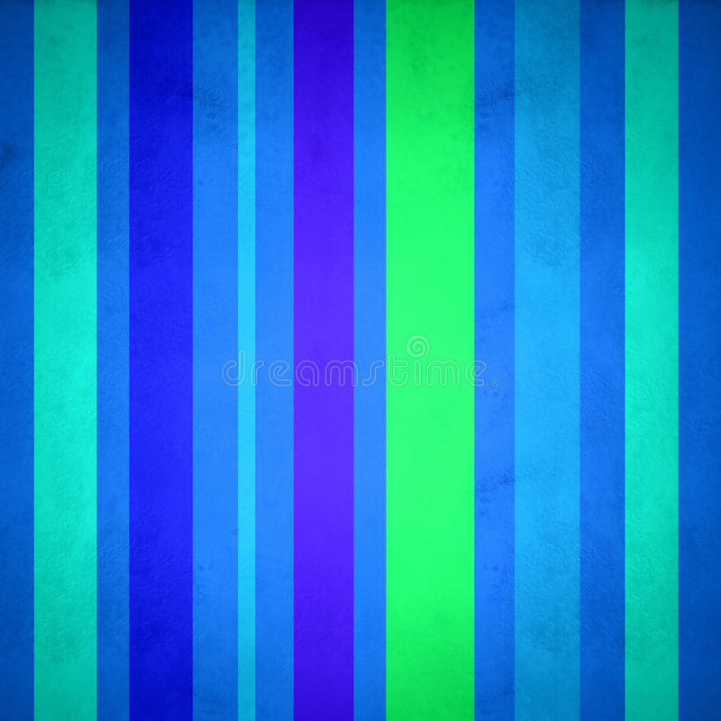 Background of vertical lines in blue royalty free illustration