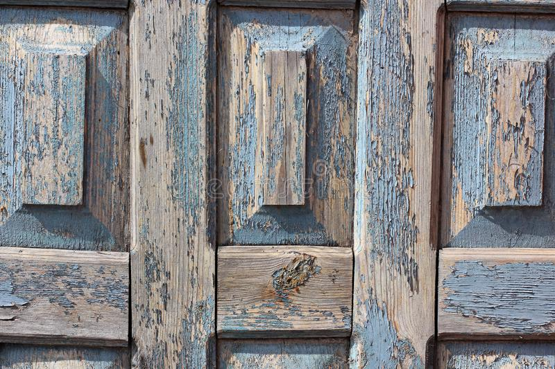 Background from a very old wooden door royalty free stock photos
