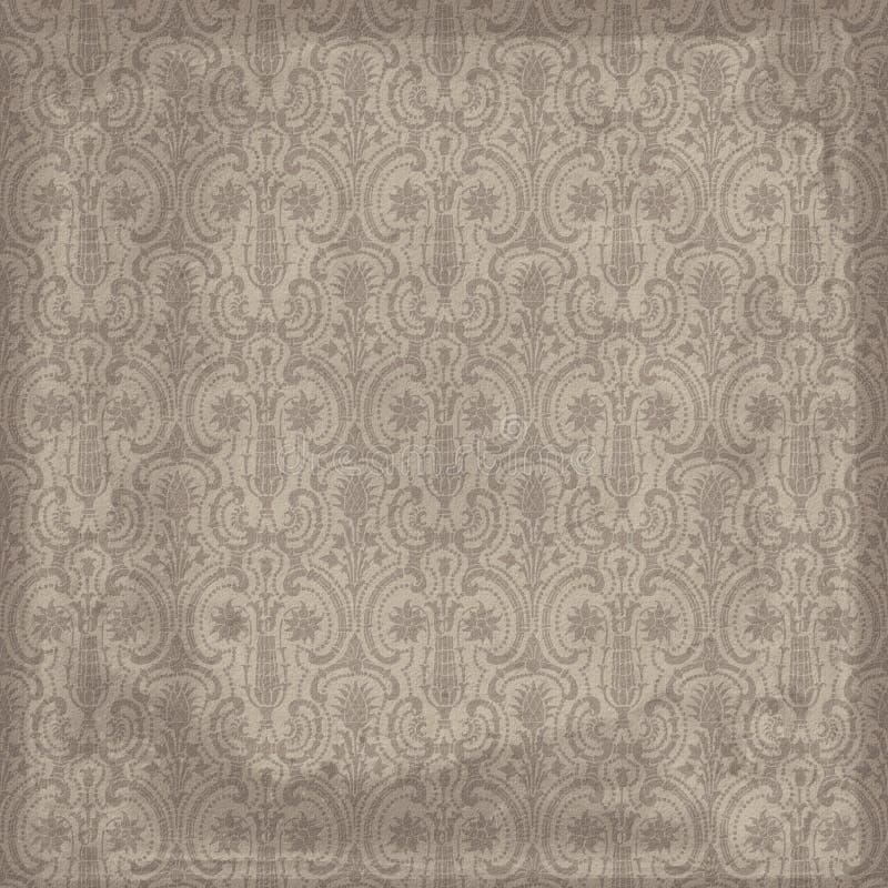 Background Victorian Grunge Stock Image