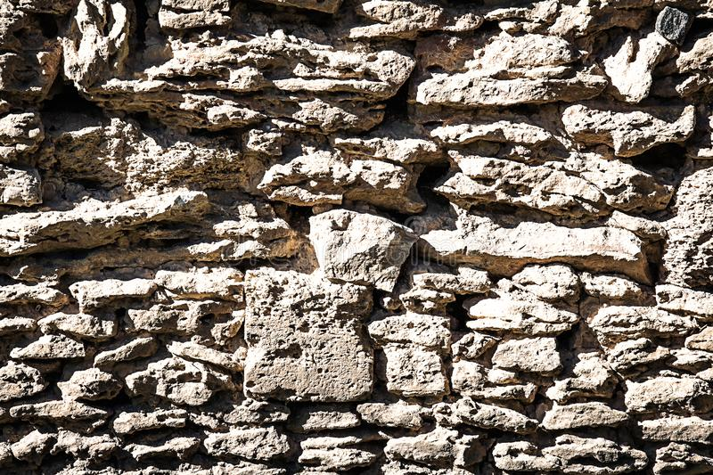 Background wall of natural stone stock photo
