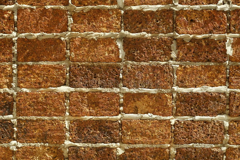 Background wall texture. Red brick background wall texture stock photography