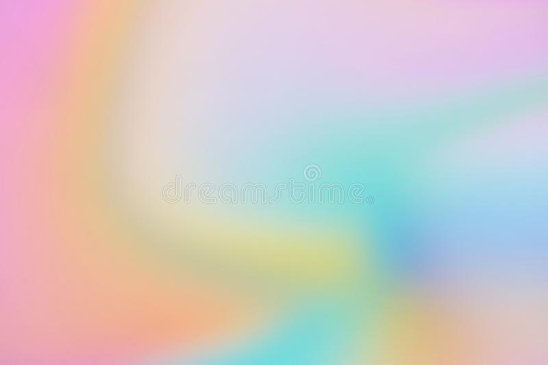 Background Wallpaper hologram abstract gradient. Holographic neon. Light royalty free stock image