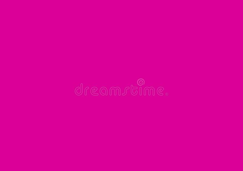 DEEP BRIGHT PINK BACKGROUND. Background or wallpaper image of bright pink single coloured sheet royalty free stock photography