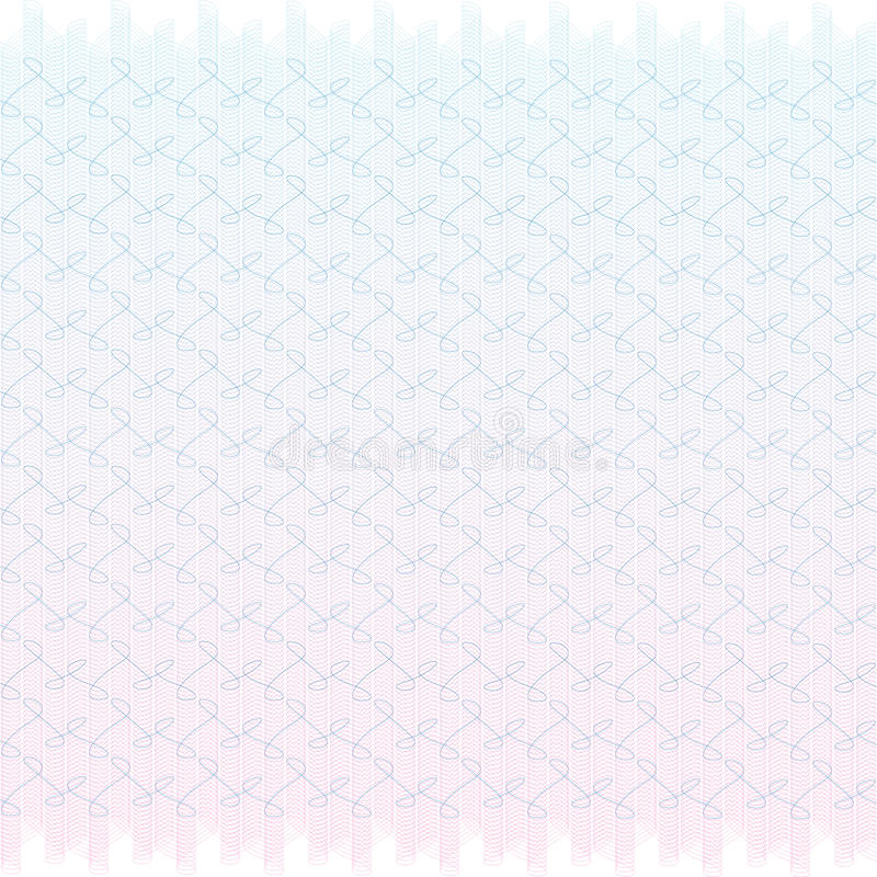 background watermark guilloche design for background stock vector