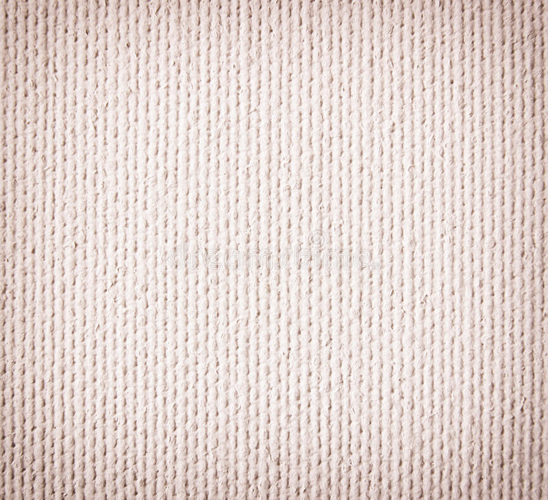 Download Background From White Coarse Canvas Texture High Res Stock Photo