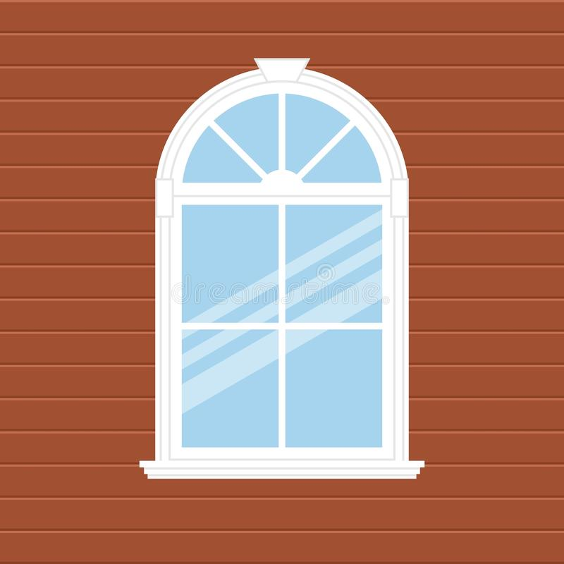 Free Background With Window. Stock Photography - 109383612