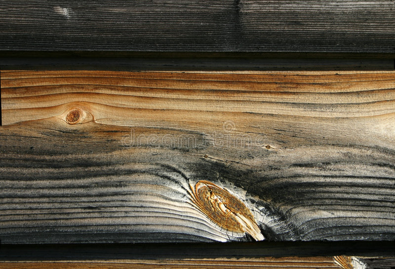Background - Wood Grain & Knots royalty free stock image
