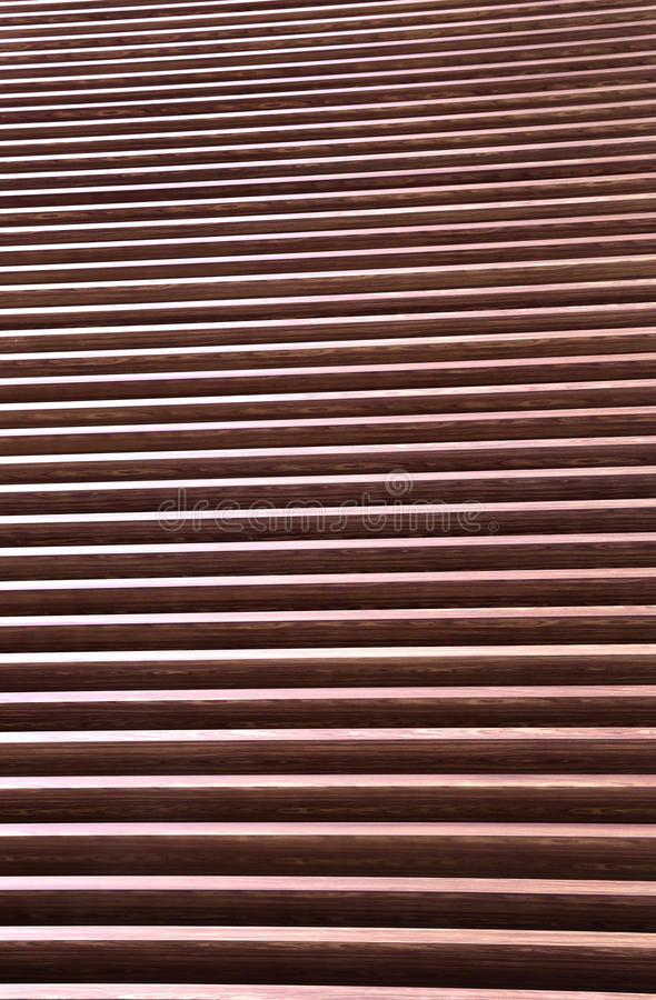 Background of wooden panels stock image