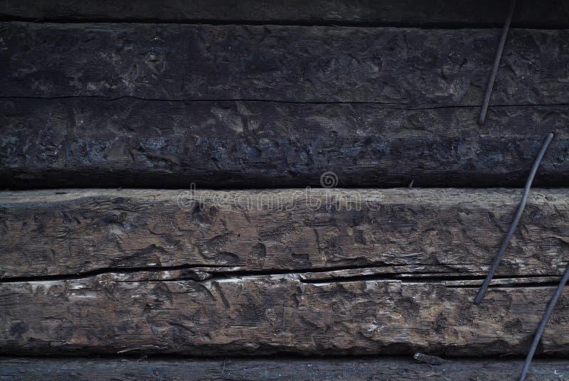 Background, Wooden Sleepers stock photo