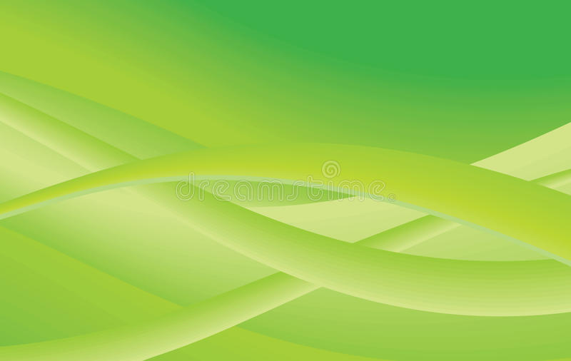 Background1 verde ilustración del vector