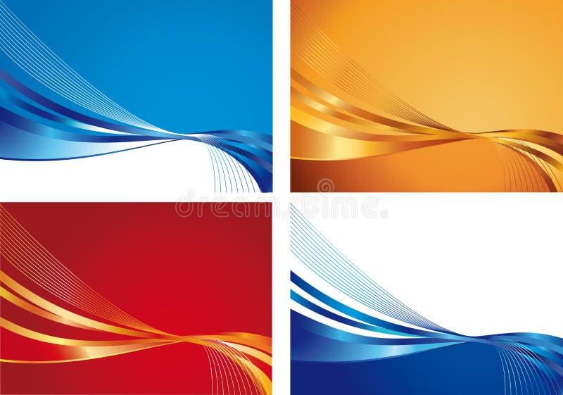 Backgrounds vector illustration