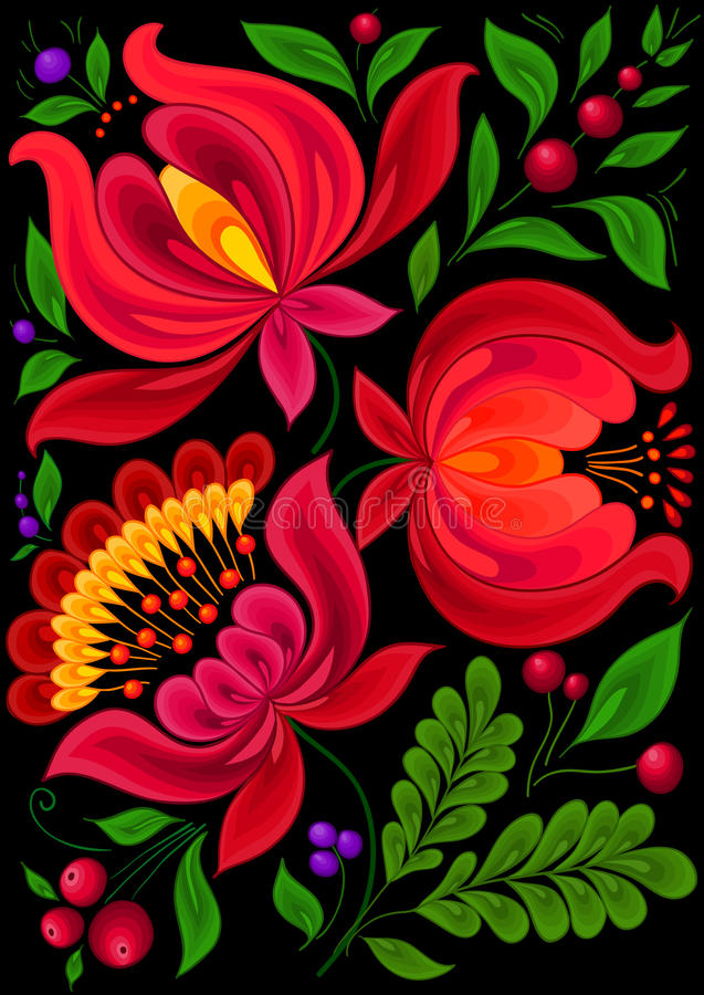 Backgrounds Flower Stock Images